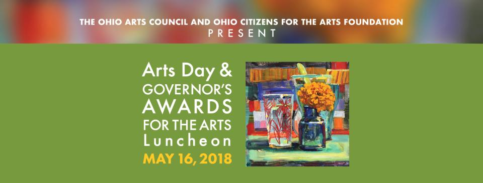 2018 Governor's Awards for the Arts